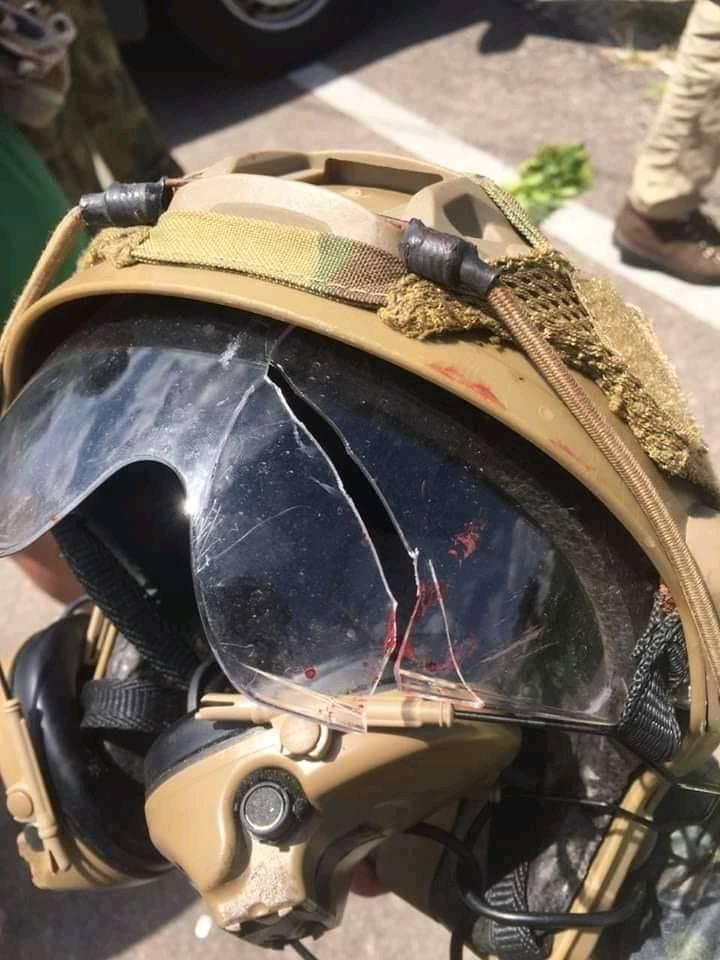 Alerta para jugadores y organizadores acerca de la seguridad en las gafas y máscaras de protección para Airsoft. Sucesos