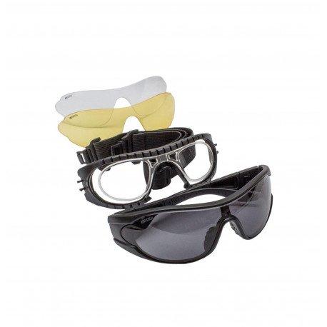 ¿Necesitas gafas o lentes graduadas para jugar a Airsoft? Taller