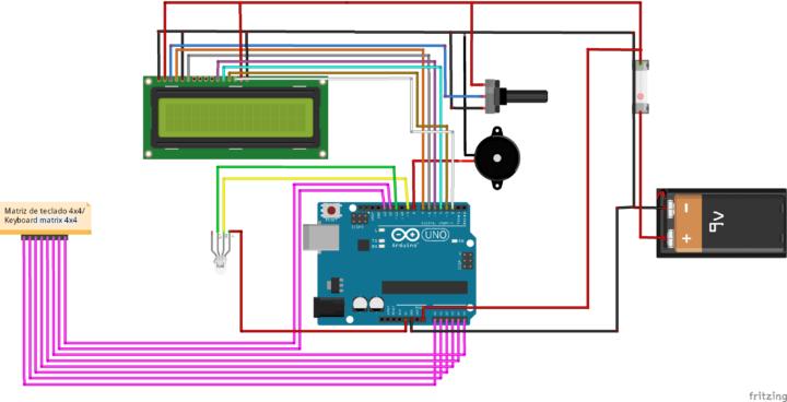 ¿Cómo hacer tu maletín bomba de airsoft? Tutorial con código y esquema Arduino. Taller