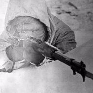 sniper white dead