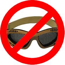 ¿Que gafas de protección para Airsoft me he de comprar? Apredizaje