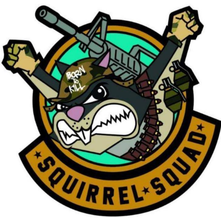 Squirrels Airsoft Squad protagoniza la promoción de la próxima partida en Cuartel Panda Squirrels Squad