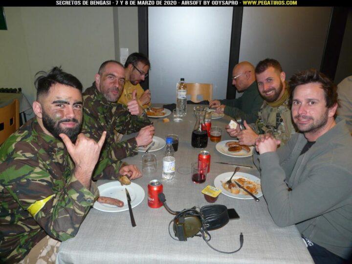 Secretos de Bengasi MILSIM - 14 y 15 de noviembre de 2020 Bengasi Milsim