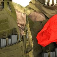 pañuelo rojo
