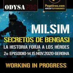 Secretos de Bengasi Airsoft Milsim ODYSA