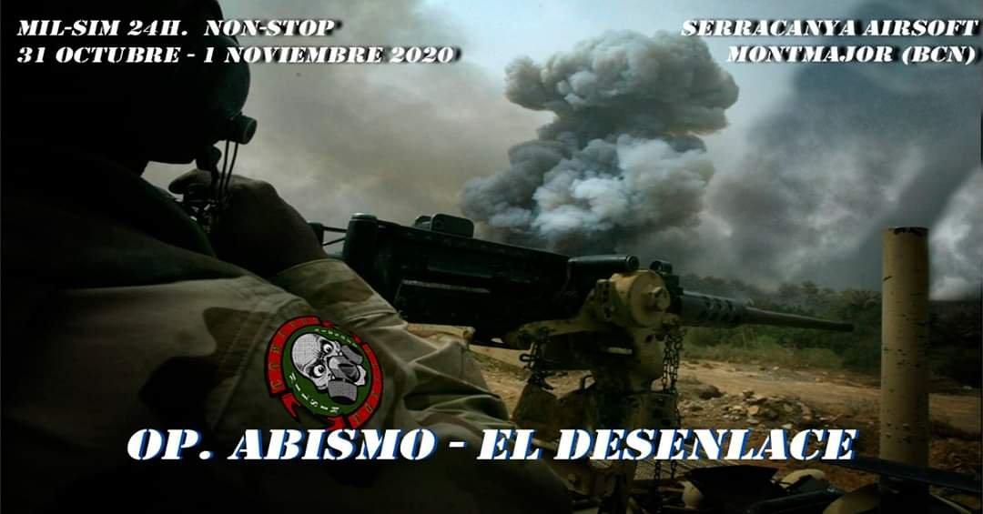 Op. Abismo - El Desenlace, de Comando Tóxico Eventos