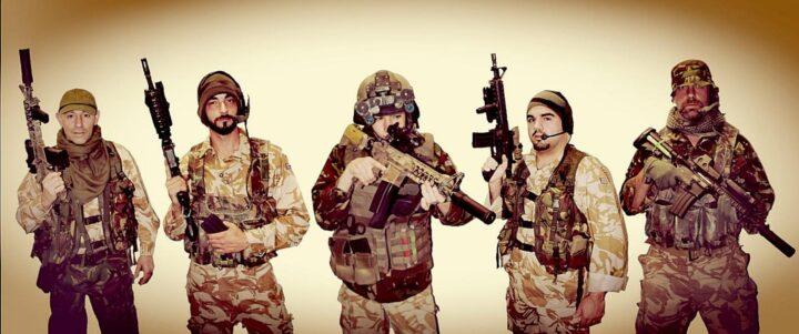 ODYSA damos la bienvenida a BLACK OPS en Secretos de Bengasi MILSIM Bengasi Milsim